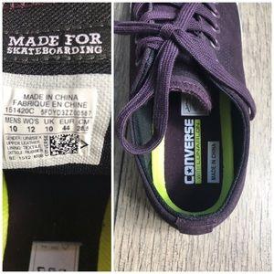 Converse Shoes - NWT Converse Ctas Pro Black Cherry 🍒 M AUTHENTIC bf2e9058b